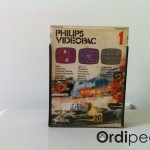 Videopac 01 - Course de voitures