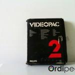 Videopac 02 - identification - rendez-vous spatial - logique