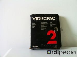 Videopac 02 – identification – rendez-vous spatial – logique