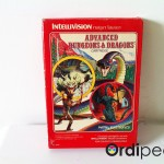 Intellivision Advanced Dungeons & Dragons