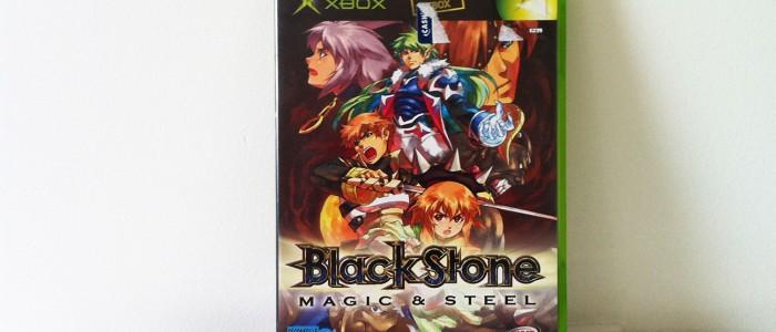Blackstone : Magic & Steel