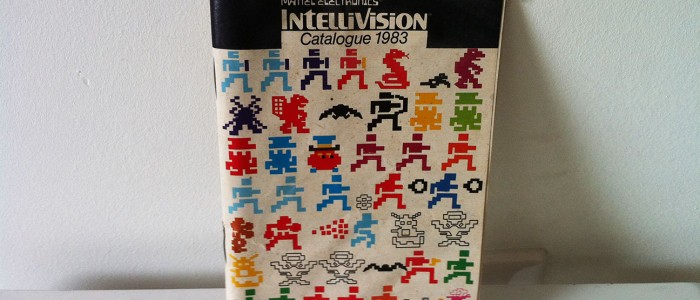 catalogue intellivision 1983