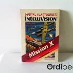 Intellivision Mission X