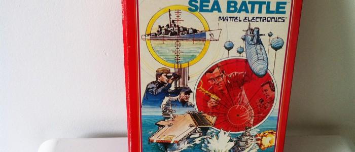 intellivision sea battle