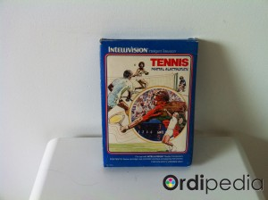 Intellivision Tennis