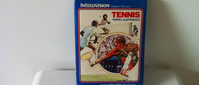 Intellivision Tennis