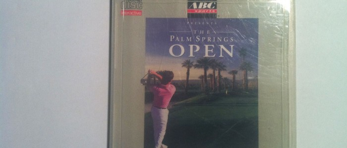 The Palm Springs OPEN cdi