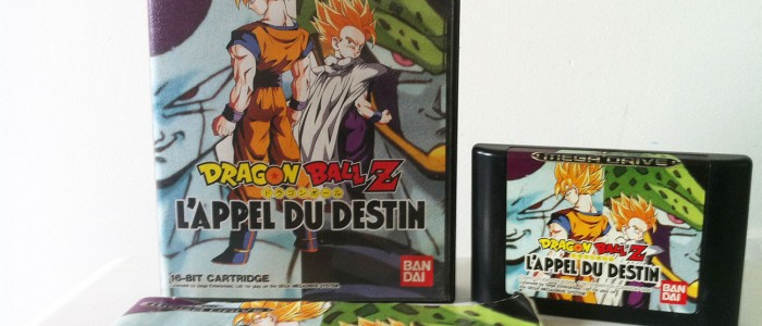 Dragon Ball Z l'Appel Du Destin