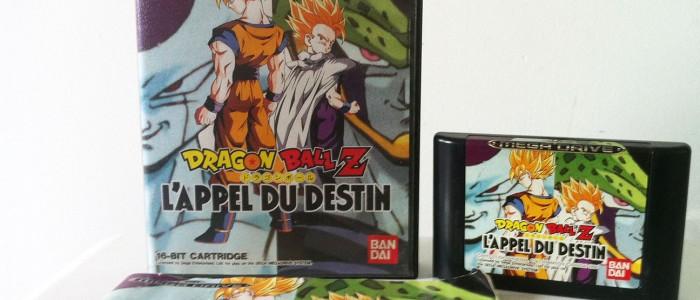 Dragon Ball Z l'Appel Du Destin