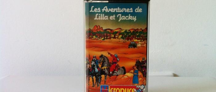 Les aventures de Lilla et Jacky