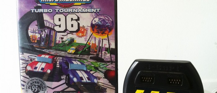 Micro Machines 96