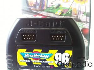 MicroMachines Turbo Tournament 96