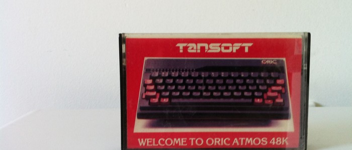 Welcome to Oric Atmos 48k