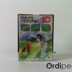 Videopac 10 - Golf