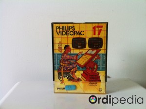 Videopac 17 – Logique chinoise