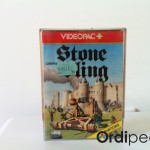 Videopac 20 - Catapulte Stone Sling