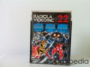 Videopac 22 – Le monstre de l'espace