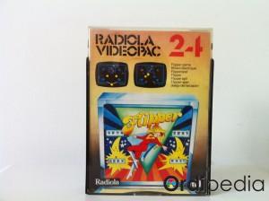 Videopac 24 – Flipper