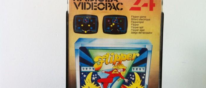 videopac 24 flipper radiola