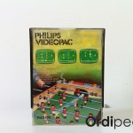 Videopac 27 - Football de table electronique