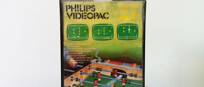 Videopac 27 Babyfoot