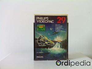 Videopac 29 – Le mur magique