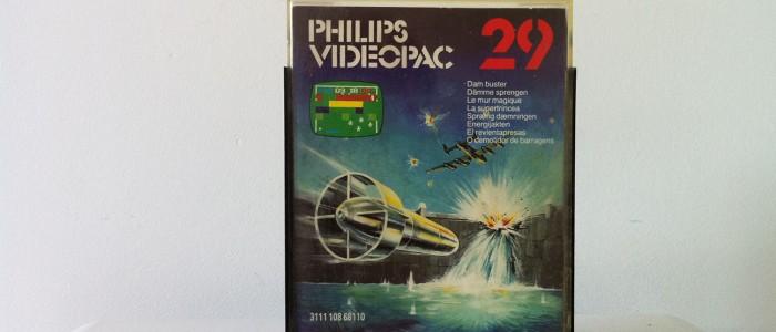 Videopac 29 le mur magique
