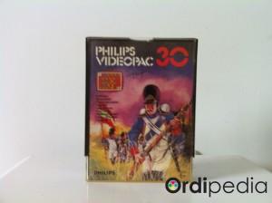 Videopac 30 – Champ de bataille