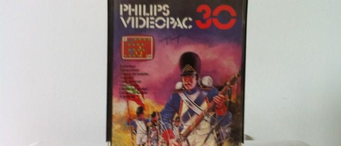 Videopac 30 champ de bataille