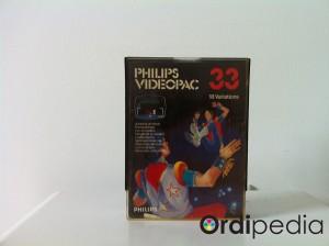 Videopac 33 – Les acrobates