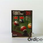 Videopac 35 - Billard