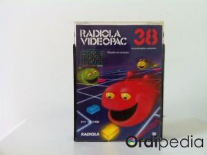 Videopac 38 – Gloutons et voraces