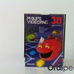 Videopac 38 Pacman