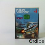 Videopac 04 - Bataille aéronavale et combat de chars