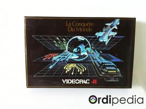 Videopac 41 – La conquête du Monde