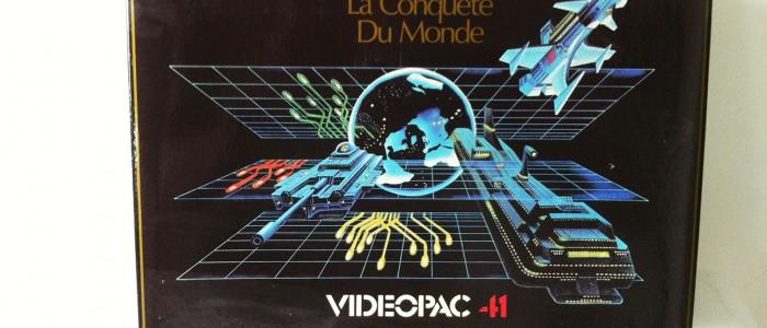 Videopac 41 la conquête du monde