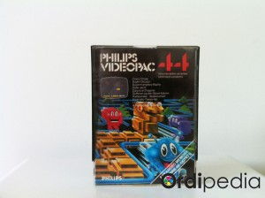 Videopac 44 – Super Glouton