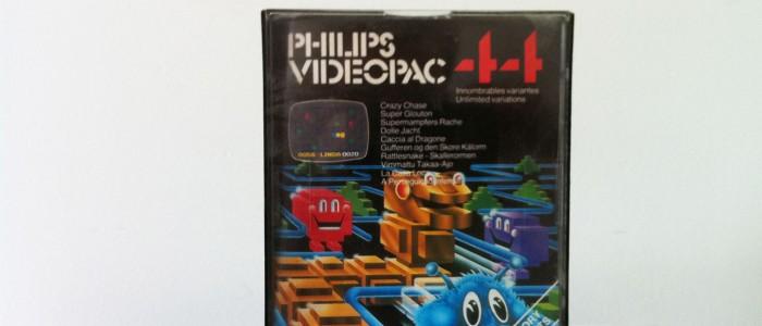 Videopac 44 Super glouton