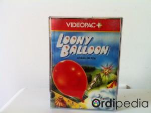 Videopac 54 – Loony Balloon