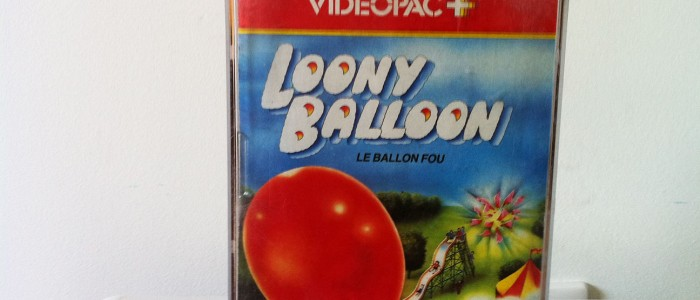 videopac 54 Loony Balloon