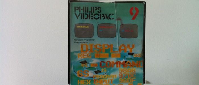 Videopac 9 Programmation