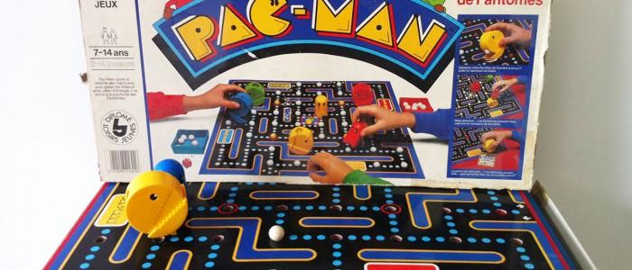 Pac-Man jeu de société