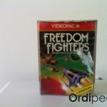 Videopac 39 - Freedom Fighters