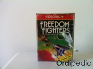 Videopac 39 – Freedom Fighters