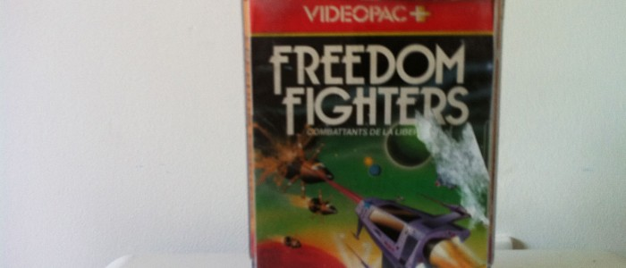 Videopac Freedom Fighters