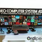 Console de jeu Atari