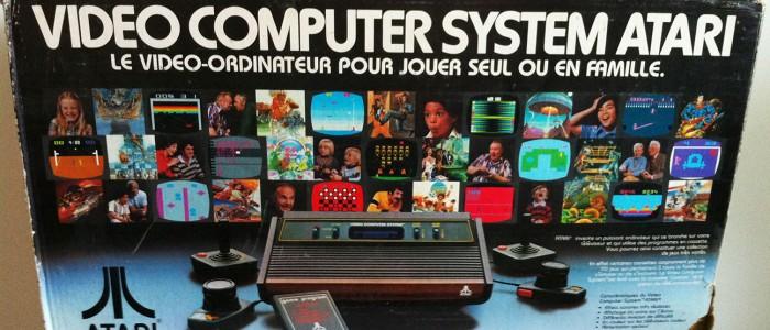 Atari CX-2600S