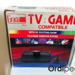 Gracia TV Game Compatible