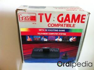 Gracia TV Game Compatible