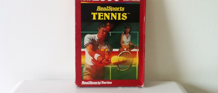 Realsports tennis Atari